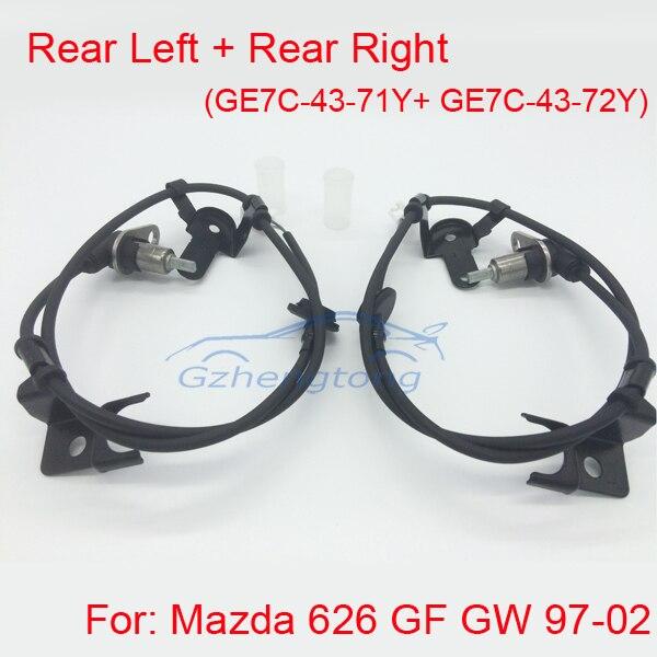 185 2009-2013 DP2729 GH EBC GreenStuff Rear Brake Pads for Mazda 6 2.2 TD