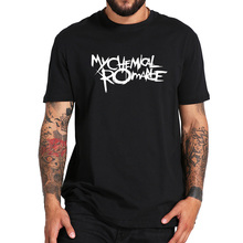 My Chemical Romance T Shirt Candle Punk Band Sign Tops Comfo