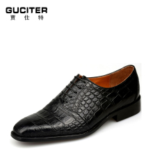 Crocodile luxury grain leather