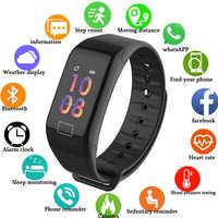 Pulsera deportiva reloj inteligente para Doogee S30 S40 S55 S60 S70 S80 S90 BL7000 N10 Mix X5 Y8 recordatorio de mensaje banda de tiempo