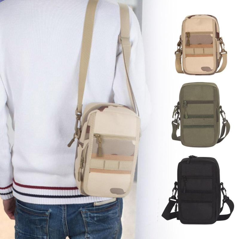 New Fashion Casual Messenger Bags Women Men Waterproof Military Cross body Bags Zipper Oxford Wallet Pouch Shoulder Bags Hot Y3
