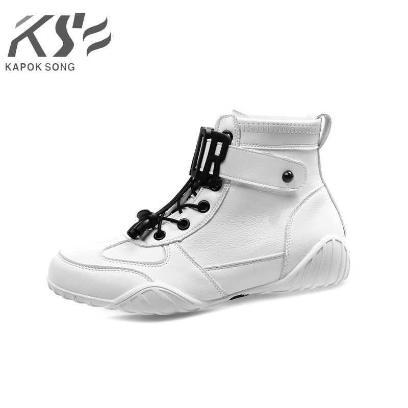snearker luxury designer new models women leather mix color brand model shoes fashional genuine leather comfortable female