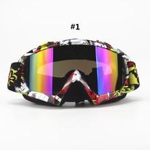Sediment Control motocross helmet goggles wind mirror glasses riding downhill ski goggles