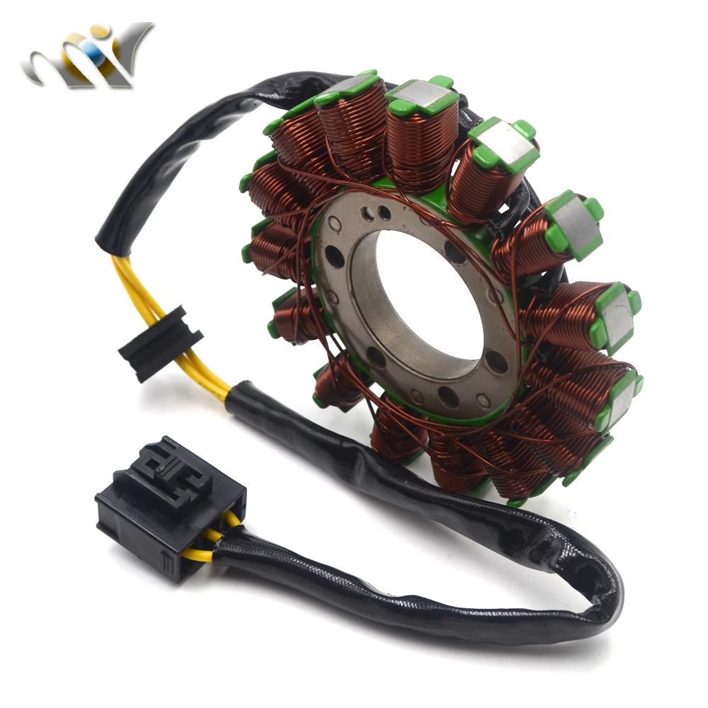 US $45 9 8% OFF|CBR600RR 2007 2012 Stator Coil Motocycle Engine Generator  Ignition Coils For HONDA CBR600 CBR 600 RR 07 08 09 10 11 12-in Motorbike