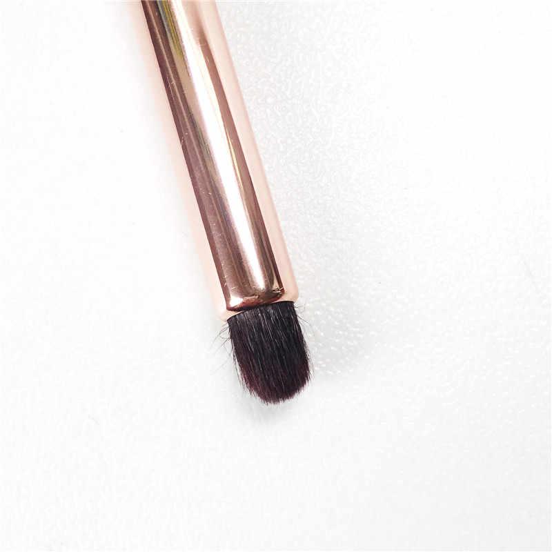 The Eye Smudger кисть-мягкие натуральные волосы тени для век Smokey Eye кисть для растушёвки-красота Макияж Блендер инструмент