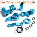 1/10 Traxxas Slash 4x4 Parts #6845X Anodized Aluminum Steering Bellceanks/ Servo Saver/ Saver Spring Retainer Bearing 5x8x2.5 mm