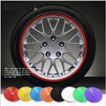8 m/Roll Car Cubo de roda Aro Adesivo Protetor Para Toyota VW Mazda Chevrolet Suzuki Ford Hyundai Carro Mitsubishi cobre