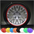 8m/Roll Car Rim wheel Hub Sticker Protector For  Toyota VW Mazda Chevrolet Suzuki Ford  Hyundai Mitsubishi  Car Covers