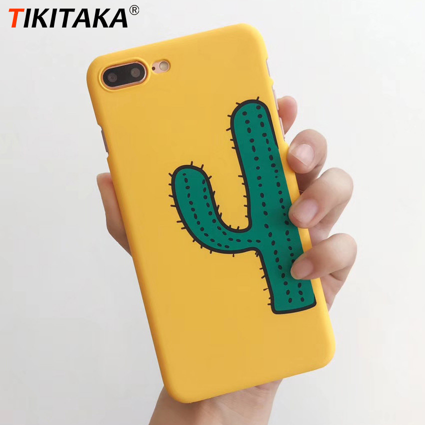 iphone 8 plus phone case yellow