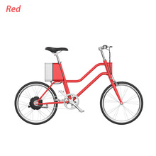 electric motorcycle bike electric bicycle two portable power lithium battery power ebike city smart road bicycle