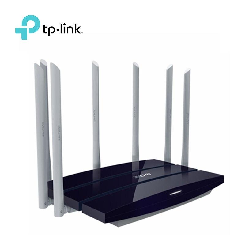 Routeur Wifi sans fil tp-link WDR8400 AC2200 802.11ac 2.4 GHz et 5 GHz extenseur de TL-WDR8400 tp-link 7 * 5dBi antenne répéteur Wi-fi