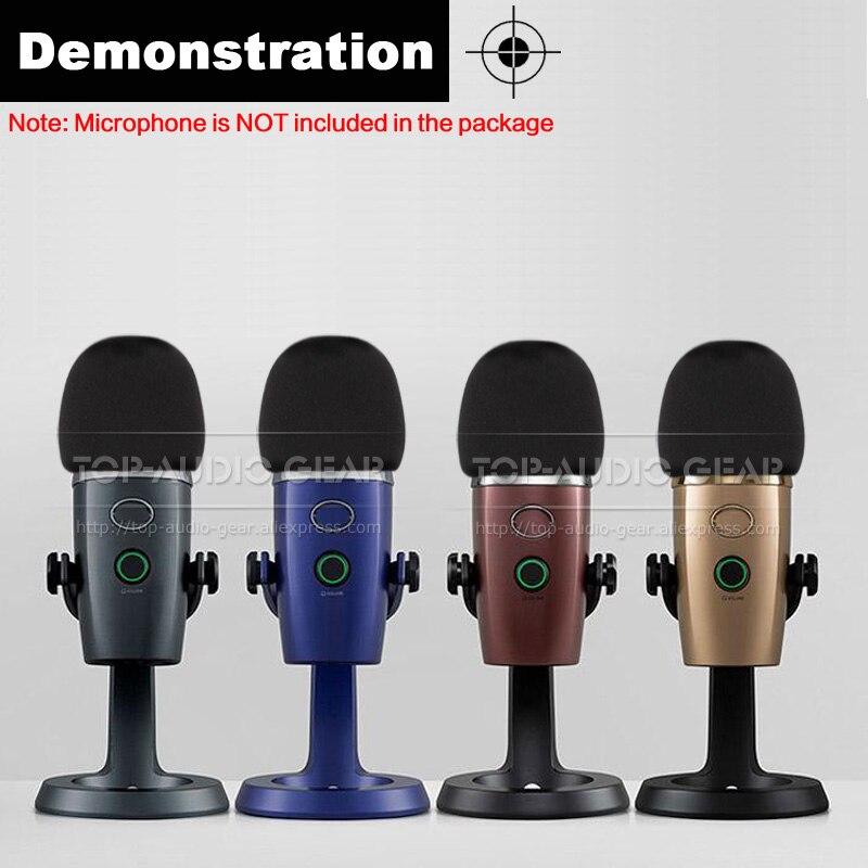 57 New 5-Pack Foam Microphone Mic Windscreen Pop Blocker for Ball Type Mic 58