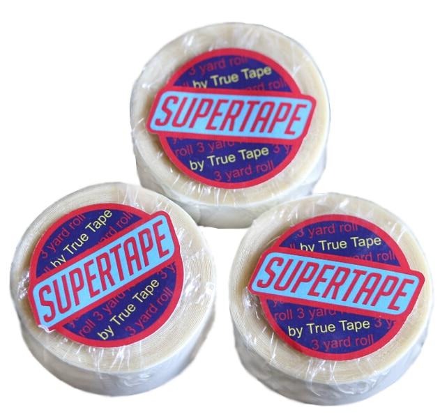 סיטוני איכות השיער SUPER TAPE קלטת כפולה - טיפוח השיער וסטיילינג