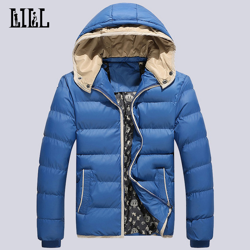 Подробнее о 2016 Winter Male Down Jackets Men Fashion Breathable Thick Coats Spring Cotton-Padded Outwear Casual Mens Feather Jacket,UMA305 2016 winter solid men jackets spring men s cotton blend mens jacket and coats casual thick outwear plus clothing male