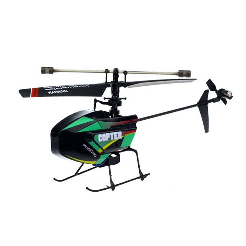 2017 New 4-Channel Remote Controlled Copter Helicopter for Kids Toy Gifts Green remote controlled snake toy 4xaaa 1x9v