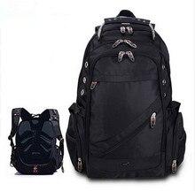 Brand Men's Travel Bag Man Backpack Polyester Bags Waterproof Shoulder Bags Computer Packsack