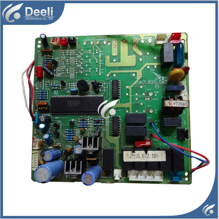 все цены на 95% new good working for Changhong air conditioning Computer board JUK7.820.062 JUK6.672.101 KF-51LW-FS board good working онлайн