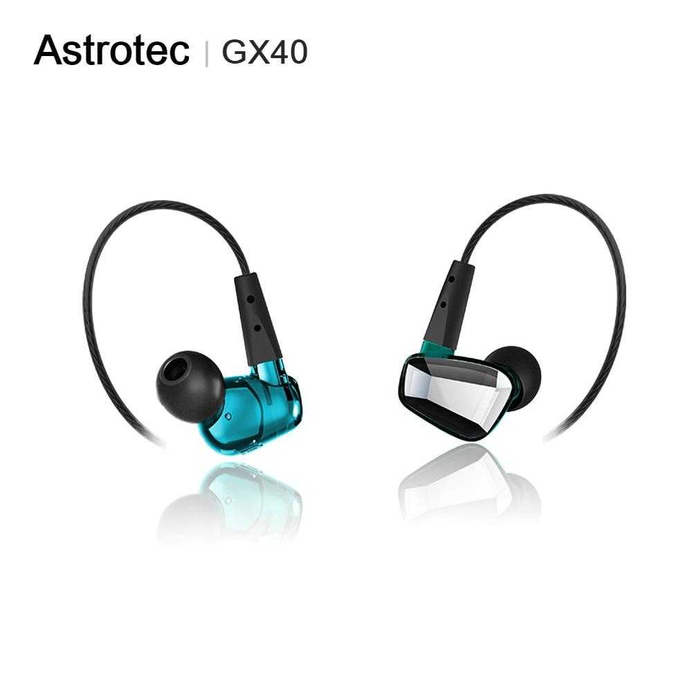 Astrotec GX40 Premium Asthetics HIFI Earphone Bass Headset Earpiece Casque Earphones for iPhone Huawei