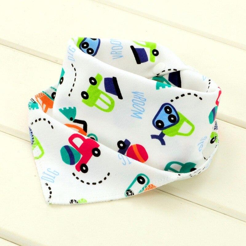 10 części / partia Śliniaczki dla niemowląt burp tkaniny Druku - Odzież dla niemowląt - Zdjęcie 6