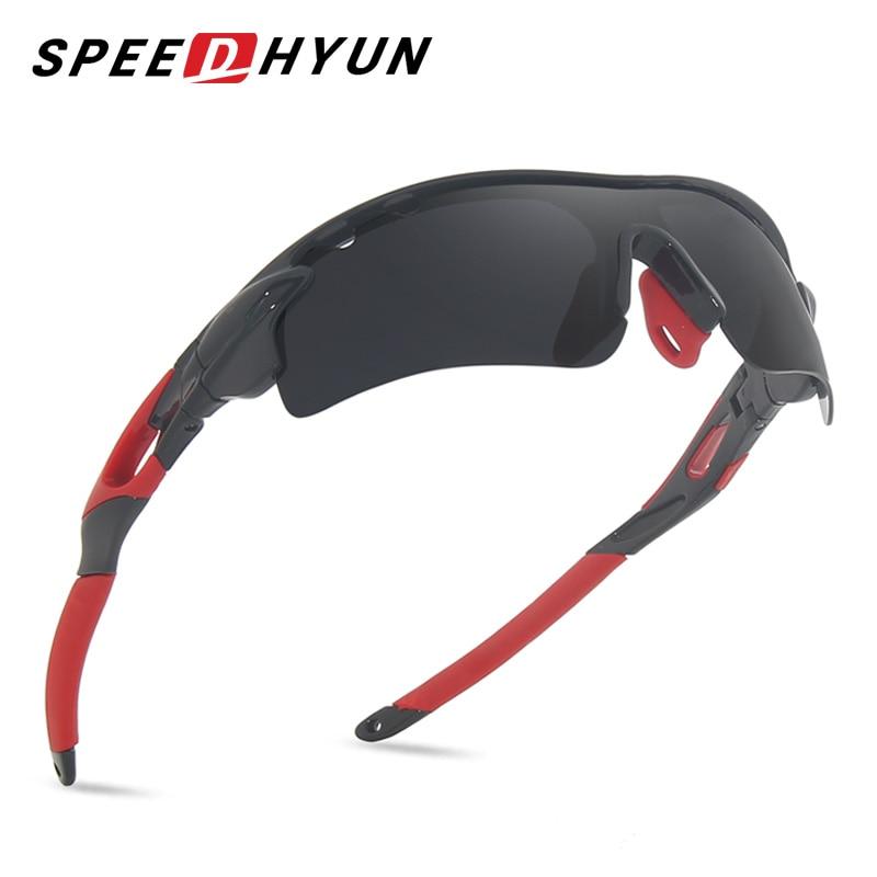 SPEEDHYUN Brand New Top Quality Sunglasses Men Polarized Driving Golfing Travel Glasses Women Eyewear Unisex Gafas De Sol S148