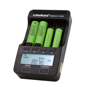 Image 5 - Liitokala Lii500 LCD شاحن بطارية ، شحن 18650 3.7V 18350 18500 16340 25500 10440 14500 26650 1.2V AA AAA نيمه بطارية