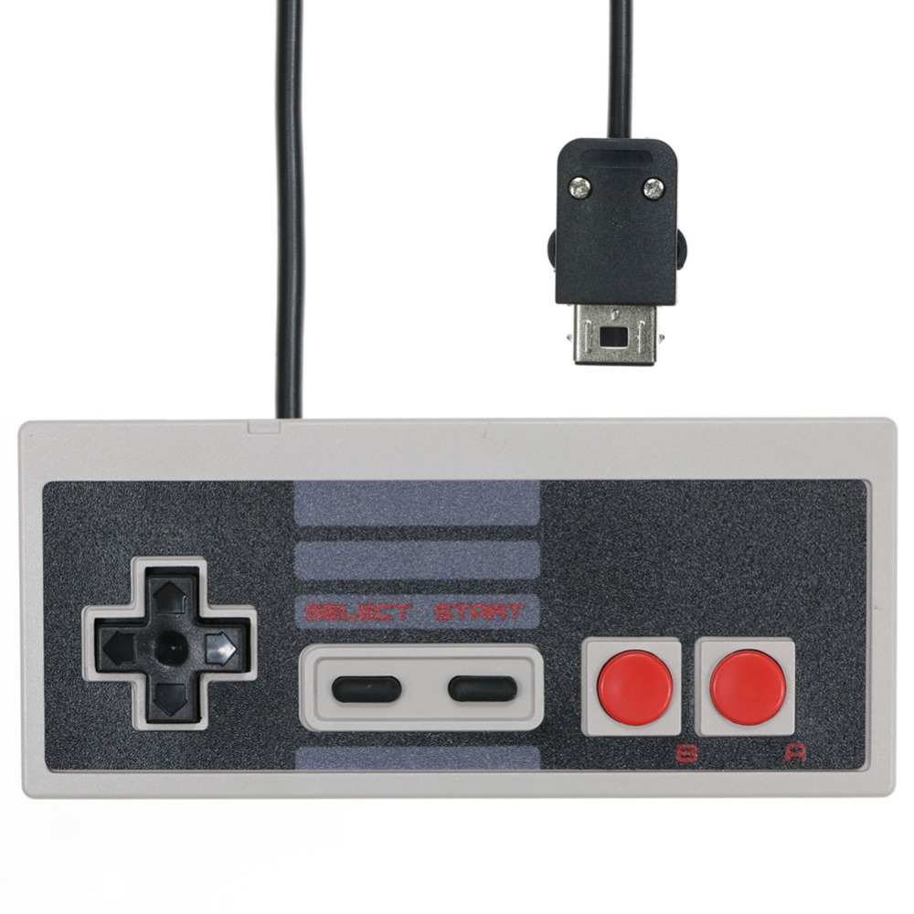szKosTon Game Controller Wired Joypad Gaming Controller Joystick Gamepad for Nintendo NES Classic Mini Hot Sale