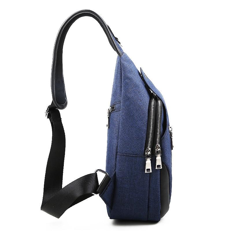 Men Male Shoulder Bags For Men Waterproof Canvas Crossbody Bags For Men Men Bag Messenger Bag