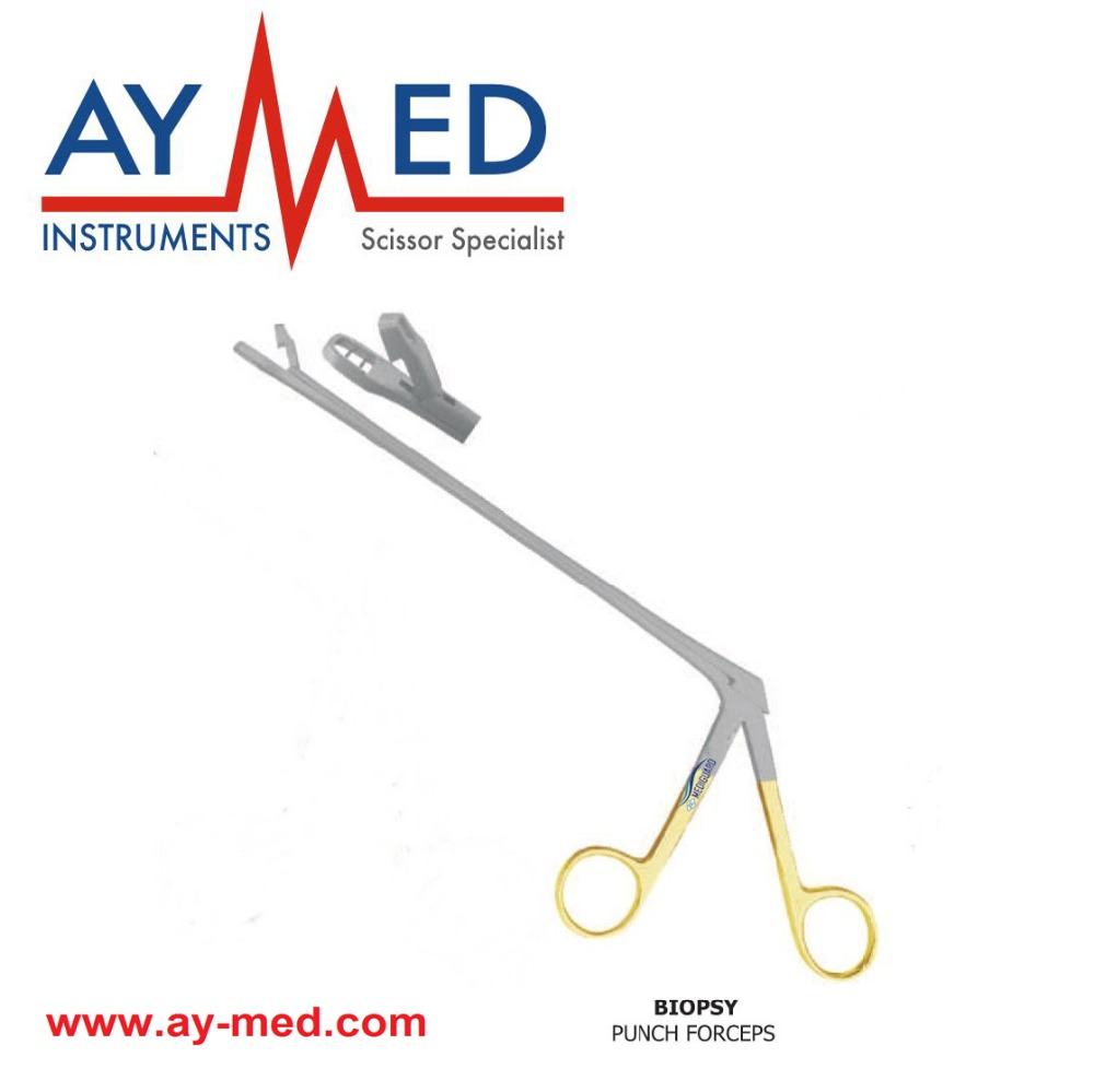 Any 2 pieces eppendorf biopsy punch forceps - gynecology surgical instruments scissors