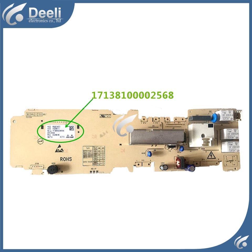 new Original good working washing machine board mg52-8001 mg52-x801 motherboard 301311008064 =17138100002568