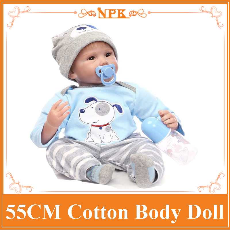 Children's Day Best Gift 22 Inch Real Reborn Baby Doll With Blue Baby Doll Clothes The Most Welcome Toys For Children In Europe corporate real estate management in tanzania
