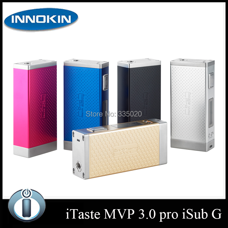 ФОТО Original Innokin iTaste MVP3.0 Pro 60W Starter Kit innokin iSub G MVP 60W iTaste MVP3PRO iTaste MVP 3.0 pro Full kit