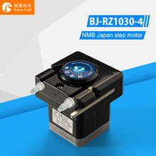 Electric 24v Step Motor Chemical Peristaltic Pump Low Pressure цена