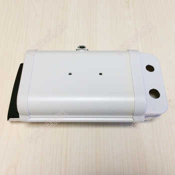 "8\"" CCTV Camera Housing & Bracket & Array LED IR Board 292x140x102mm IP66 Waterproof Outdoor Enclosure for Zoom Box Bullet Camera"