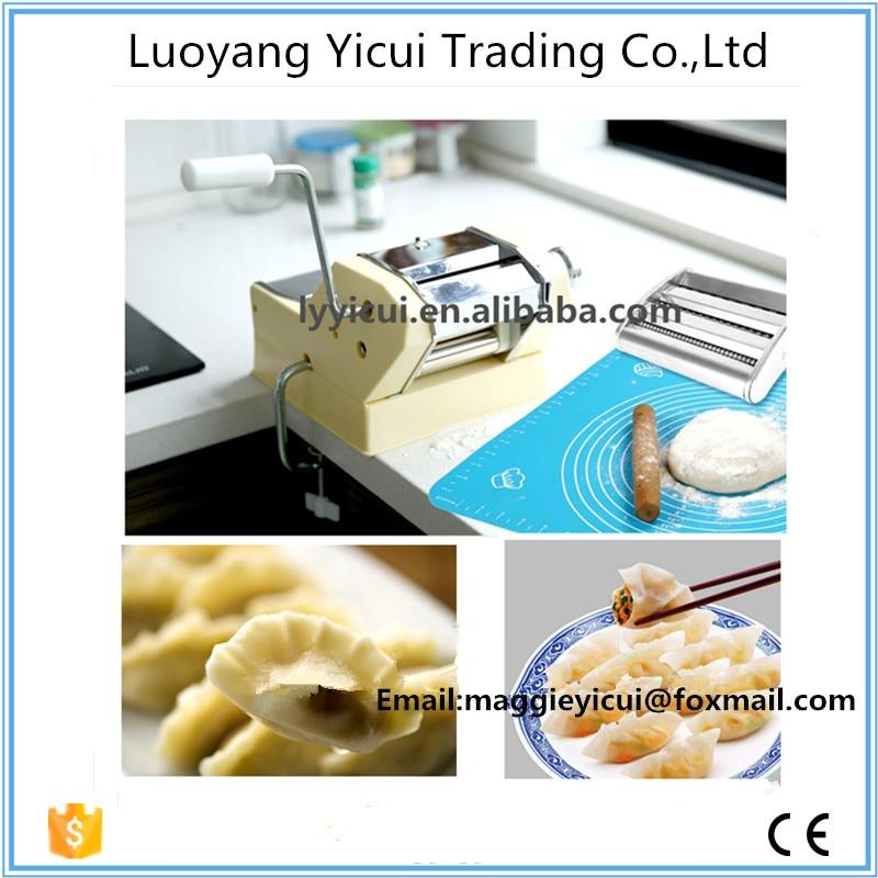 ФОТО Easy operation handmade dumpling machine