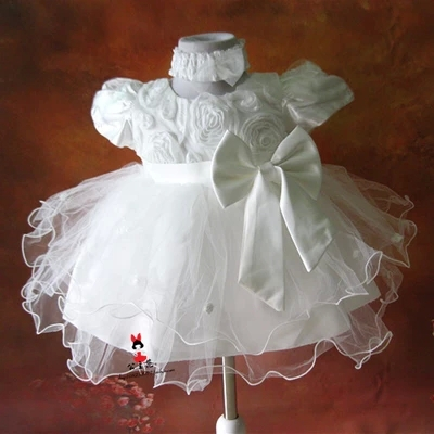 Newborn Baby Wedding Dresses U2013 Fashion Dresses