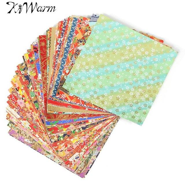 Top grade 100 sheets mixed pattern japanese flower floral origami top grade 100 sheets mixed pattern japanese flower floral origami folding paper handmade materials folded paper mightylinksfo
