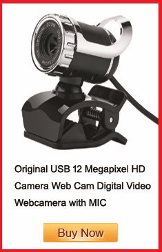 Original USB 12 Megapixel HD Camera Web Cam Digital Video Webcamera with Microphone MIC Adjustable Angle for Computer PC Laptop