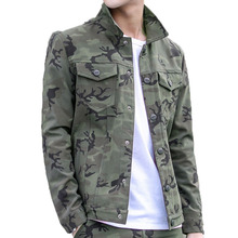 Military Wind Coat Camouflage Jacket Men 2019 Casual Slim Soldier Army Jackets Male Brand Clothing Mens Uniform Bomber