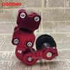 Motorcycle Aluminum Chain Tensioner Chain Adjuster Bolt On Roller Adjust FOR Suzuki DL650 V STROM HAYABUSA