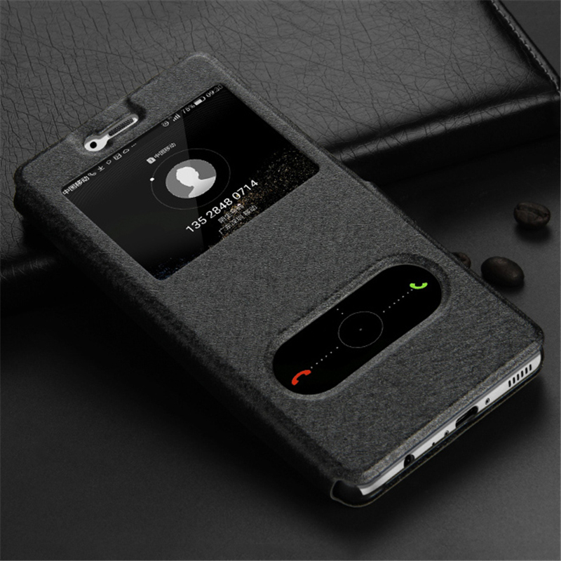 Luxury Flip Leather Cases for Meizu M5 Case Cover Coque 5.2 Wallet