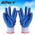 Горячий продукт 2 шт/1 пар/лот рабочие перчатки сварочные перчатки садоводство кройки механик рабочие перчатки mekaniske Handsker