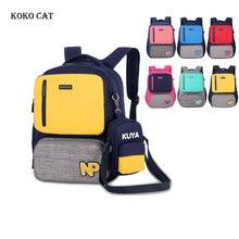Kids School Backpacks Orthopedic Bookbags for Primary Student Ultralight Children Knapsack Mochila Infantil Escolar