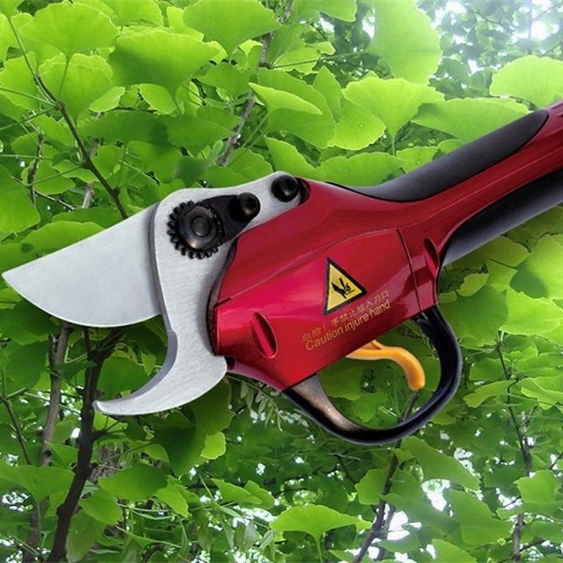 Orchard electric pruning shear WS P 1 vineyard electric pruner garden pruner kiwi tree scissors