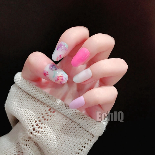 Short Round Nails Designs \u2013 Papillon Day Spa