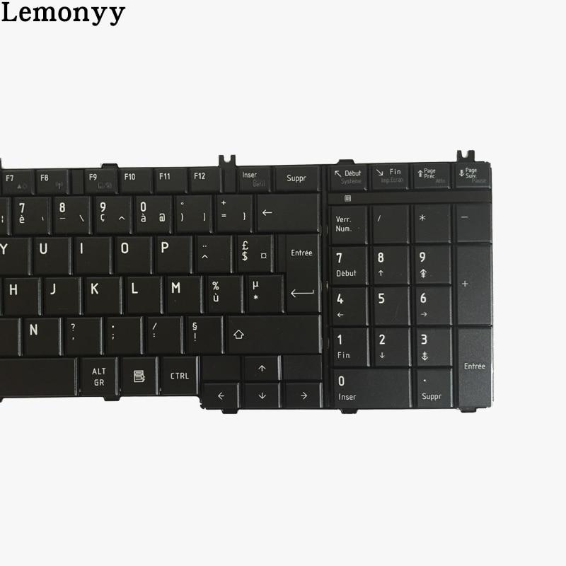 Franskt tangentbord För toshiba Satellite C650 C655 C655D C660 C670 - Laptop-tillbehör - Foto 4