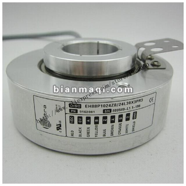 Caliente EH88P1024Z8/240X3PR3 significado Seúl registro codificador rotatorio/apertura 30mm/1024 P/R