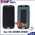 Para samsung galaxy s3 i9300 i9305 i535 i747 l710 t999 i9300i i9301 i9301i i9308i lcd pantalla táctil de reemplazo digitalizador