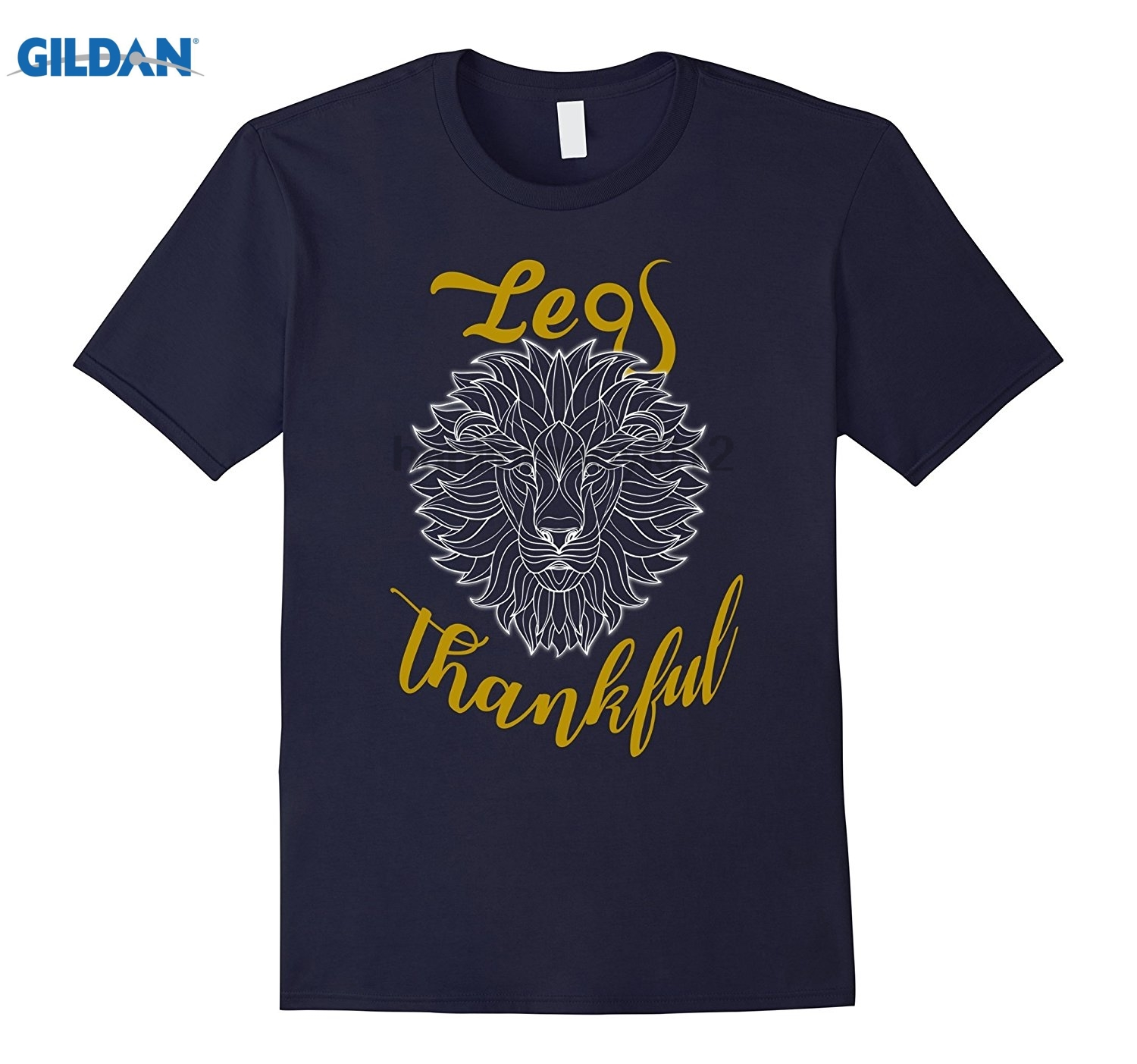 GILDAN Leo Zodiac Sign T Shirt glasses Womens T-shirt ...