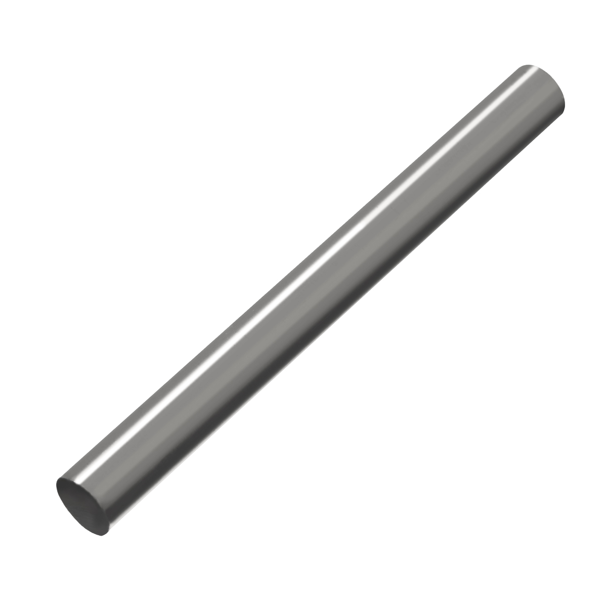 1pc 10mm*100mm Titanium Rod Ti Grade 2 GR2 Titanium Rod Shaft Round Bar For Industry Tool