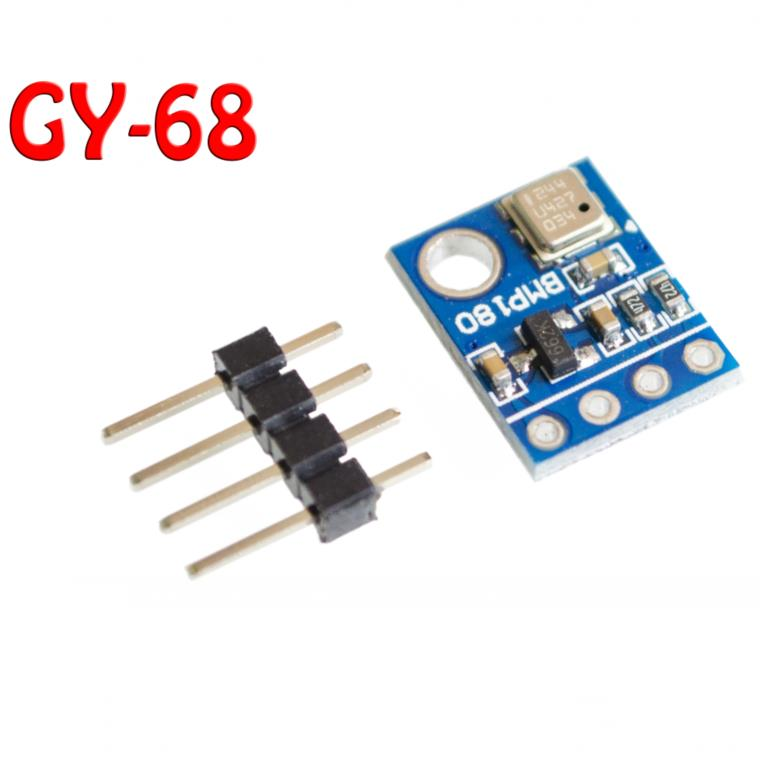 Faithful Gy-68 Bmp180 Barometer Pressure/temperature/altitude Sensor Bmp085 Board Module For Arduino Diy Kit Experimental Project